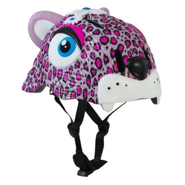 Шлем Pink Leopard Crazy Safety