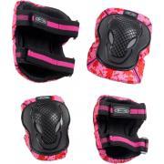Комплект защиты 2 в 1 (розовый) Micro