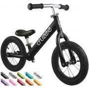 Cruzee UltraLite Air Balance Bike (Black)