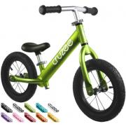 Cruzee UltraLite Air Balance Bike (Green)