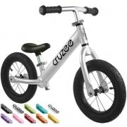 Cruzee UltraLite Air Balance Bike (Silver)