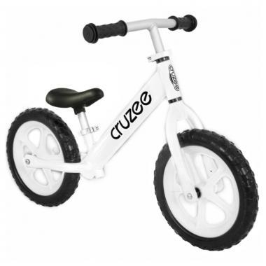 Cruzee UltraLite Balance Bike (White)