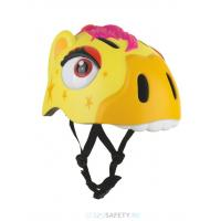Шлем Yellow Zebra 2018 New (Жёлтая Зебра) Crazy Safety