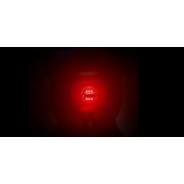 Шлем FullFace - Raptor SE (Red-Black-Green) -  JetCat