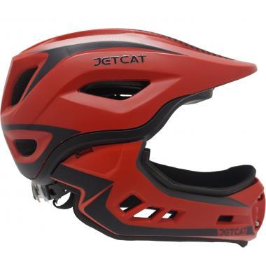Шлем FullFace - Raptor (Red/Black) -  JetCat